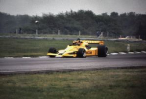 Lotus 78 De Villota at speed Snetteton Aurora F1 1979 (b)
